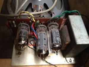 Amplifier repair in essex valve amps