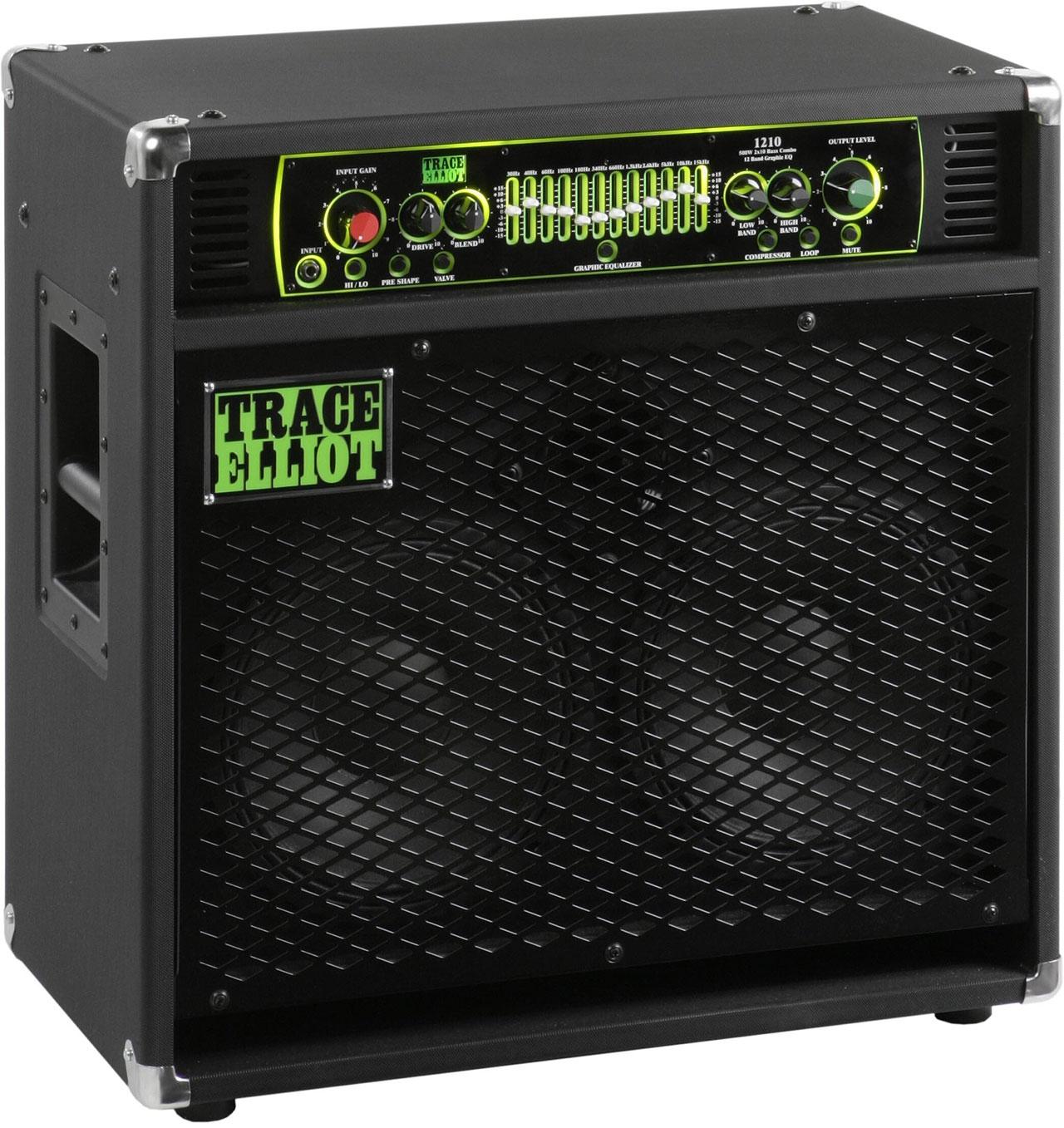 Trace elliot bass amplifier