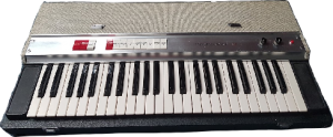 Vintage Wem Synth