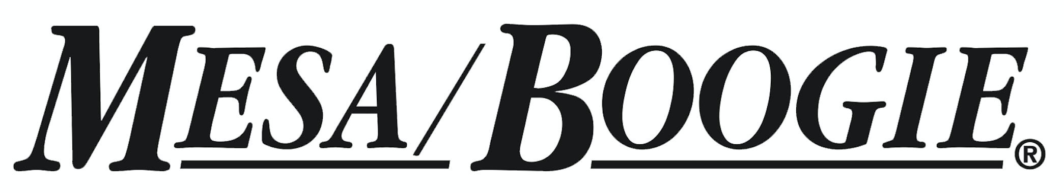 mesa boogie logo
