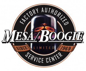 Mesa Warranty UK service centre factory authorised logo