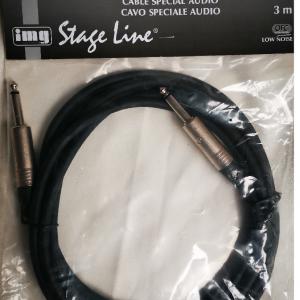 Neutrik Guitar jack cable lead