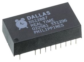 Dallas clock chip used in Yamaha AW4416 mixers